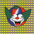 Grateful KRUSTY BLOTTER ART perforated sheet paper psychedelic art