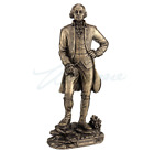 President George Washington Statue Founding Father Sculpture Figure *GIFT BOXED