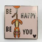 Disney Pin Winnie The Pooh Quotes Tigger Be Happy 2019 DLR Hidden Mickey