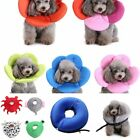 Inflatable Collar Pet Dog Cat E Collar Medical Protection Elizabethan Head Cone