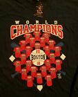 NEW Red Sox T-shirt World Series Champions 2018 Players Choice Long Sleeve XL