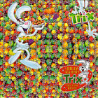 TRIX are for Kids BLOTTER ART perforated paper sheet psychedelic art