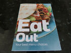 Weight Watchers Eat Out Guide Book PointsPlus BEST MENU CHOICES 2014