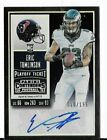 Top 100 Playoff Contenders Football Card Autographs of All-Time 20