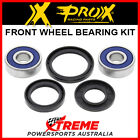 ProX 23.S113010 Kawasaki GT750 SHAFT DRIVE Z750 1982-1984 Front Wheel Bearing Ki