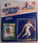 1989  KIRK GIBSON -  Starting Lineup - SLU - Sports Figure - LOS ANGELES DODGERS