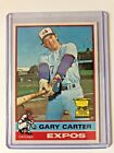 Gary Carter Cards, Rookie Cards and Autograph Memorabilia Guide 12