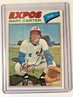 Gary Carter Cards, Rookie Cards and Autograph Memorabilia Guide 13