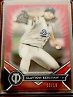 Clayton Kershaw Rookie Cards and Autograph Memorabilia Guide 5