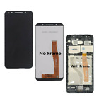 LCD Display Touch Screen Digitizer + Frame for Alcatel 3 T-Mobile Revvl 2 5052W