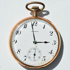 Model 1912 E Howard Pocket Watch Keystone Series 7 17j 12s Works Runs