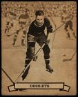 1936 OPC O Pee Chee Series D #114 Joffre Desilets GD Canadiens