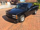CHEVROLET C1500 454SS TRUCK 1990 MODIFIED hot rod rally car dragster muscle car
