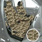 For Toyota Previa 94-97 Truetimber 2nd Or 3rd Row Viper Western Camo Custom Seat