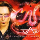 Steve Vai-Sound Theories Vol. I and Ii CD NEW