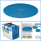 16 FT ROUND SOLAR POOL COVER Above Ground Easy Set Frame Pools Debris Protection