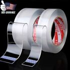 USA Double sided Grip Tape Traceless Washable Adhesive Tape Nano Invisible Gel