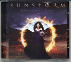 Sunstorm ‎– Emotional Fire RARE NEW CD! FREE SHIPPING!