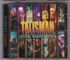 Talisman – Five Men Live RARE COLLECTOR'S NEW 2CD! FREE SHIPPING!