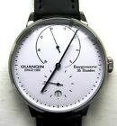 Glashutte Town Inspired Energy Reserve 35 Stunden Automatic Date Open Back