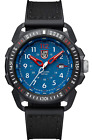 Luminox 1003 ICE-SAR Artic Mens 45mm Case Blue Dial Black Rubber Strap Watch