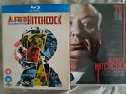 Alfred Hitchcock Masterpiece Collection 14 Disc Blu Ray Psycho + 20 Film 4 DVD