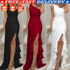Womens Formal Prom Ball Gown Ladies Evening Party Bridesmaid Wedding Dresses US