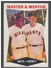 Happy Birthday to The Say Hey Kid! Top 10 Willie Mays Baseball Cards 20