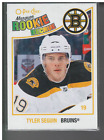 Tyler Seguin Cards, Rookie Cards and Autographed Memorabilia Guide 28