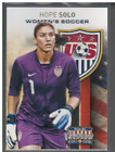 Hope Solo Cards, Rookie Cards and Autograph Memorabilia Buying Guide 8