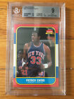 1986-87 Fleer Patrick Ewing #32 Rookie RC - BGS 9 w two 9.5 subs!
