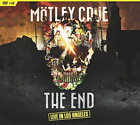 MOTLEY CRUE-THE END: LIVE IN LOS ANGELES (2PC) (W/CD) DVD NEW