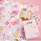 Girl Generation Series Boxed Sticker Paper Stickers Album Decor Diary Label