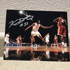 Kevin Durant Hand Signed 8x10 Autograph TEXAS Longhorns Thunder Warriors Nets