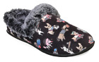 SKECHERS BOBS Womens Beach Bonfire Snuggle Up Mules SLIPPERS Szs 7 8 10 NWOB