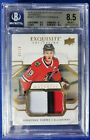 Jonathan Toews Cards, Rookie Cards Checklist, Autographed Memorabilia Guide 21