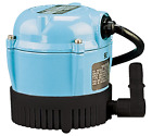Little Giant 500203 Lubricated Pump Permanently Oiled Direct Drive Pump 1 A