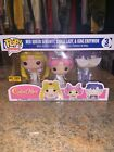 Funko Pop! Sailor Moon Neo Queen Serenity Small Lady King Endymion Hot Topic