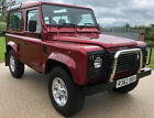 Land Rover Defender 90 300 Tdi County station wagon 1997 LOVELY CONDITION