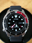 Citizen Promaster Taucher Uhr Limited Edition NY0087 13EE 20bar Diver Automatik