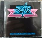 Zar, Featuring John Lawton  - Live Your Life Forever (CD)