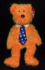 PAPPA THE BEAR 2002 TY BEANIE BABY