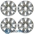 Ford F250 Super Duty F350 Super Duty 2017 2019 20 OEM Wheel Rim Set Polished