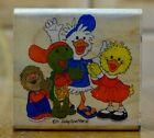 Used Rubber Stamp Rubber Stampede Suzys Zoo The Gang 255 E