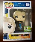Funko POP Thirteenth Doctor Who SDCC San Diego Comic-Con exclusive Rare1300 pcs