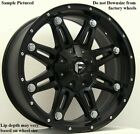 4 New 18 Wheels Rims for Ford F 250 2015 2016 2017 2018 Super duty 3971