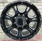 Wheels for 17 Inch CJ5 CJ7 1972 1973 1974 1975 1976 1977 1978 1979 Rims 1830