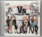 GIRLS ALOUD VS SUGABABES Walk This Way FULLY SIGNED / AUTOGRAPHED CD + CoA