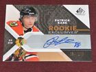 Patrick Kane Hockey Cards: Rookie Cards Checklist and Memorabilia Buying Guide 35