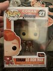 SDCC 2019 Conan Funko - Iron Man (comes with protective sleeve)